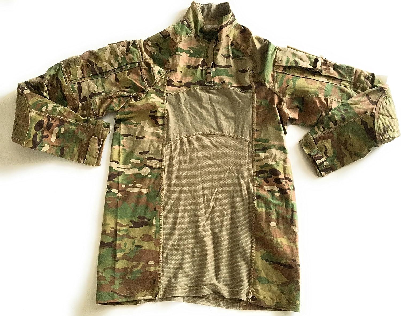 Massif multicam combat shirt 1 4 Fixed price for sale Max 51% OFF - Medium zip