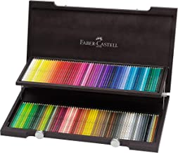 Faber-Castell 120 Albrecht Dürer Artists' Watercolour Pencils in Wenge - Stained Wooden Case