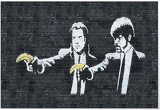 10 Mejor Banksy Pulp Fiction Poster de 2020 – Mejor valorados y revisados