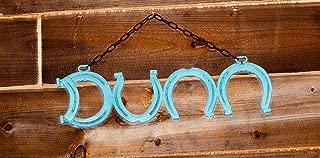 Custom Horseshoe Name Signs Western Art