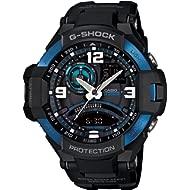 G-Shock GA1000-2B Master of Gravity Stylish Watch - Black / One Size