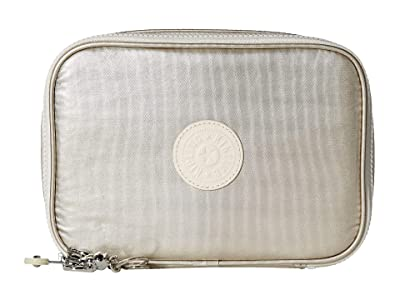 Kipling 100 Pens Case (Cloud Metal) Travel Pouch