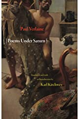Poems Under Saturn: Poèmes saturniens (The Lockert Library of Poetry in Translation Book 63) Kindle Edition