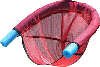 Driveway Games Floating Noodle Chair for Water. Mesh U-Seat Swimming Pool Float