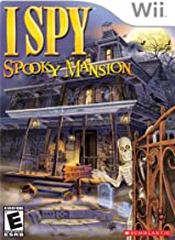 I Spy Spooky Mansion - Nintendo Wii