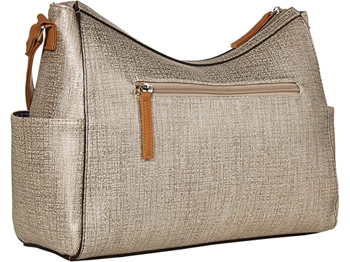 Nautica Side Swiped Hobo - Brand Bags