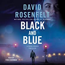 Black and Blue: A Doug Brock Thriller, Book 3