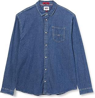 Tommy Hilfiger TJM Stretch Denim Shirt Camisa para Hombre