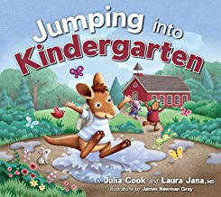 Jumping Into Kindergarten: Get Ready for the First Day of School