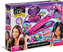 Crazy Chic - Juguete Decora tu cabello (Clementoni 15225)