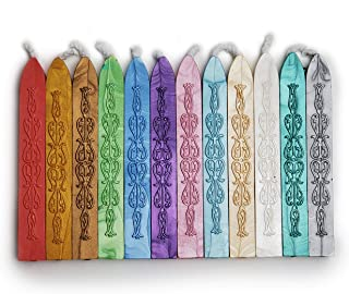 Flexible & Mailable Premium Sealing Wax with Wick Assorted 12Pc Saver Pack- Spring Assortment