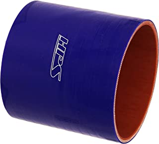 30 PSI Maximum Pressure HPS HTSR-400-450-L6-BLUE Silicone High Temperature 4-ply Reinforced Reducer Coupler Hose 4  4-1//2 ID Blue 6 Length 4  4-1//2/' ID HPS Silicone Hoses 6 Length