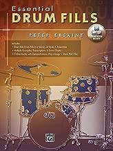 Essential Drum Fills: Book & Online Audio/PDF