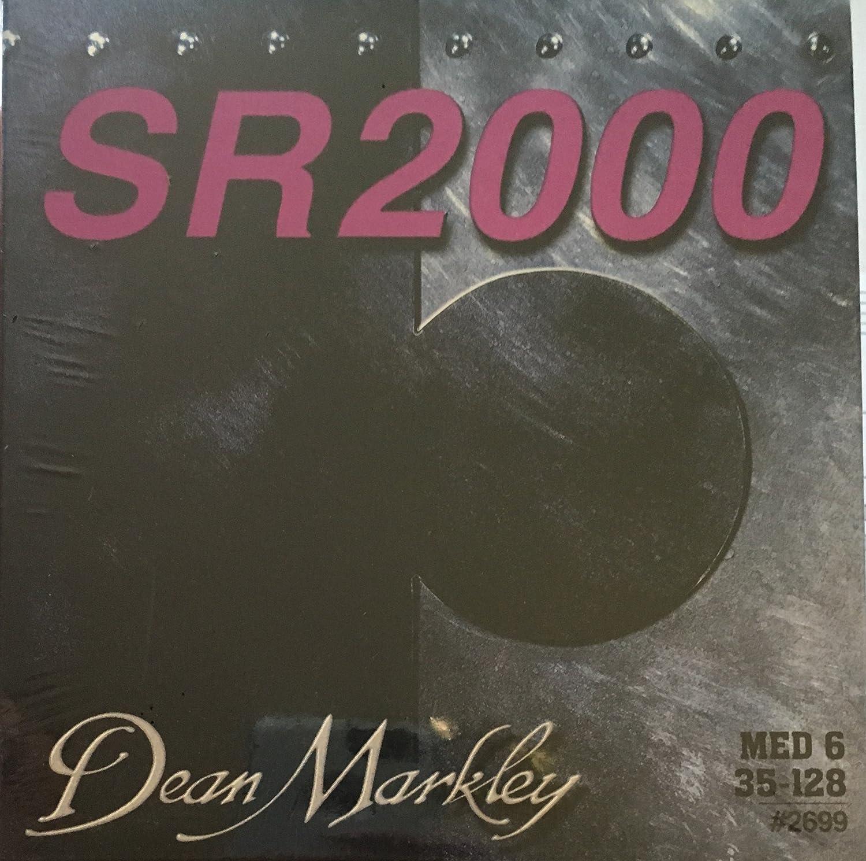 Dean Markley DM2699 Sr2000 Bass Guitar Strings 128 Size - Houston Mall 35 Max 47% OFF