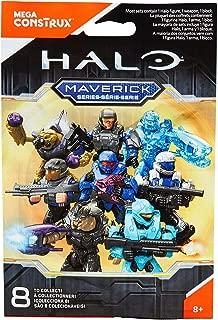 Halo Mega Construx Micro Action Figures Maverick Series CNC84 Blind Bag