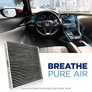 T1A 80292-SDA-A01 Honda Cabin Air Filter - CP134 (CF10134) Replacement Includes Activated Carbon | Fits Honda & Acura | Breathe Pure Premium Air Filters by T1A