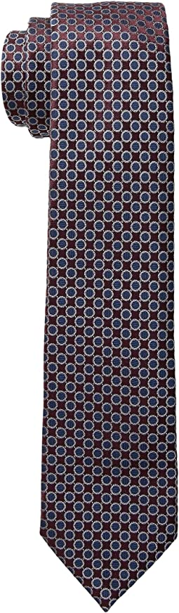 Z Zegna Connecting Circles Tie Z2C30
