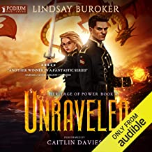 Unraveled: Heritage of Power, Book 4