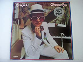 Elton John Greatest Hits Volumes One and Two