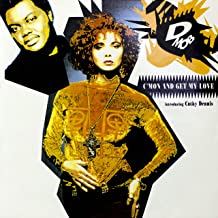 C'Mon And Get My Love (feat. Cathy Dennis) [7