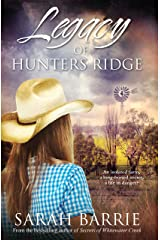 Legacy Of Hunters Ridge (Hunters Ridge Series Book 1) Kindle Edition