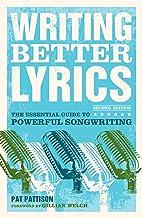 Writing Better Lyrics PDF