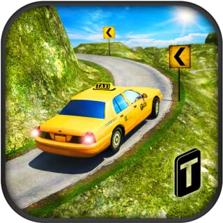 Taxi Driver : Hill Racer