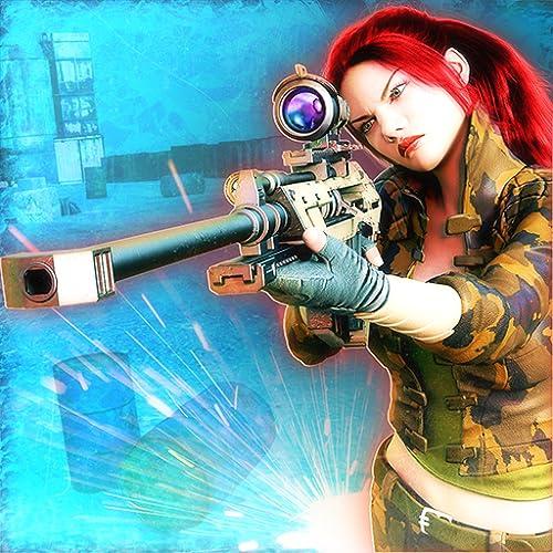 Swat Sniper Shooter Elite Shooting Game