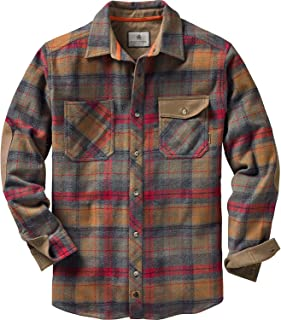 Men's Harbor Heavyweight Woven Long Sleeve Button Up Shirt
