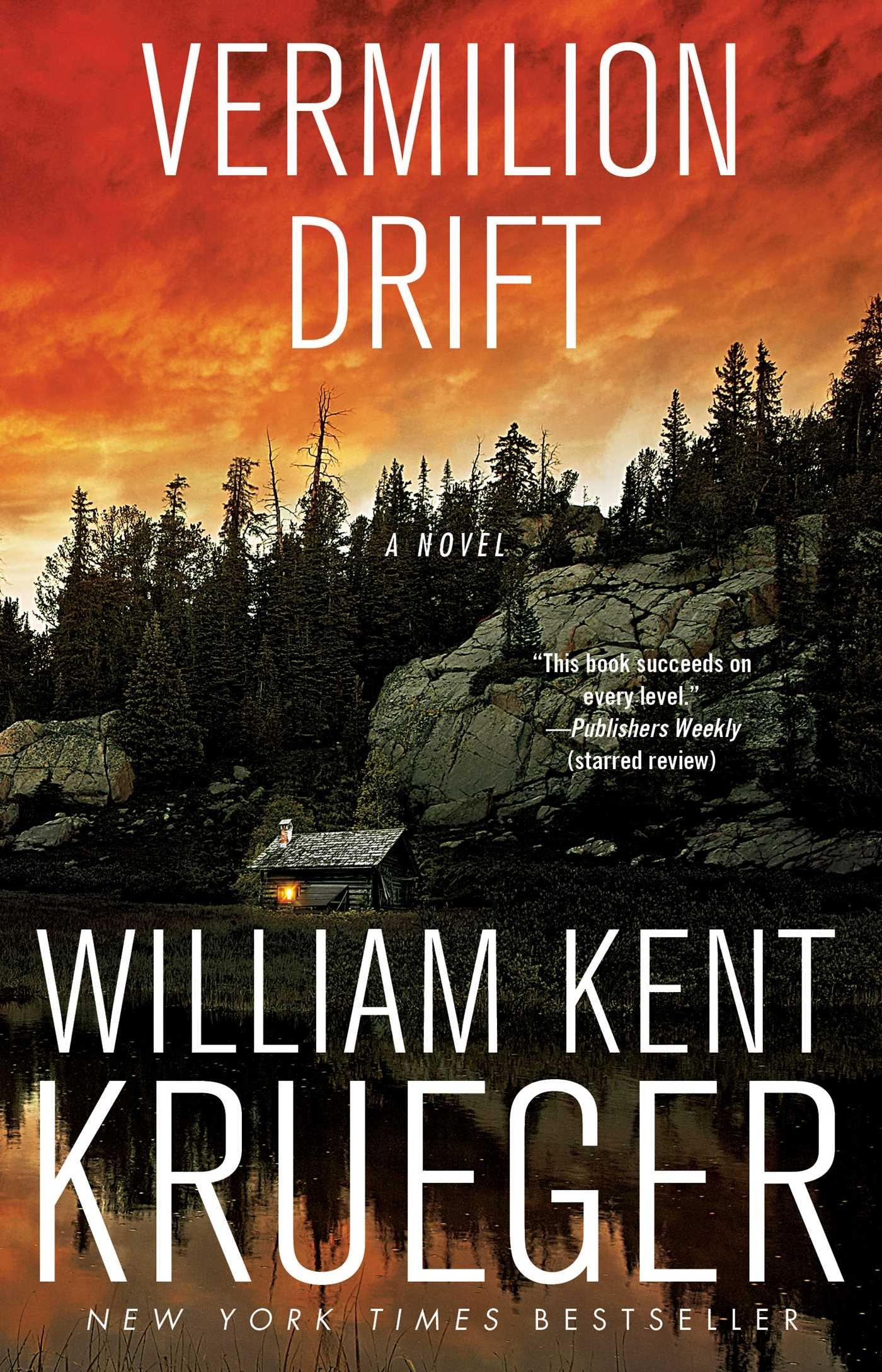 Vermilion Drift: A Novel (Cork O'Connor Mystery Series Book 10)
