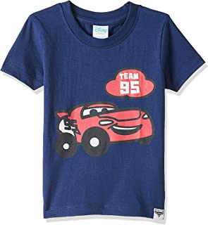 Disney Baby Boys Cars T-Shirt