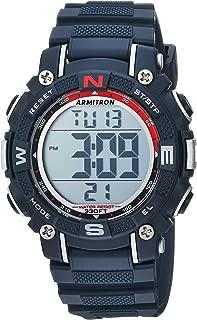 Women's 45/7099 Digital Chronograph Resin Strap Watch