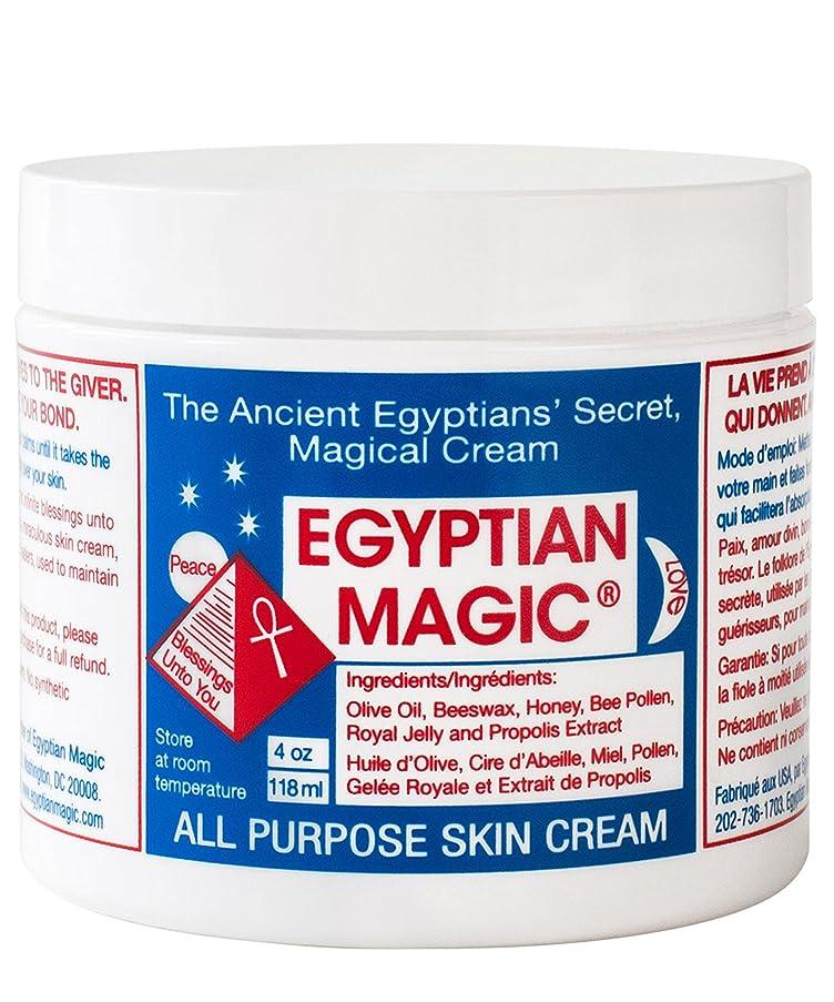 ニュースゴネリルアラビア語Egyptian Magic All Purpose Skin Cream 118ml (Pack of 6) - エジプトの魔法の万能スキンクリーム118ミリリットル x6 [並行輸入品]