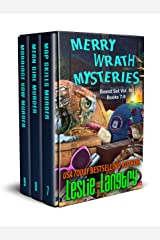 Merry Wrath Mysteries Boxed Set Vol. III (Books 7-9) Kindle Edition