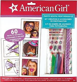 American Girl Photo Booth Prop Design Kit
