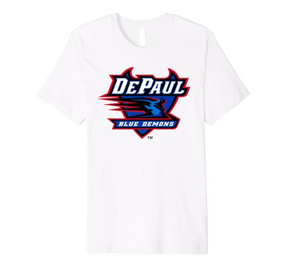 NCAA DePaul Blue Demons T-Shirt V1