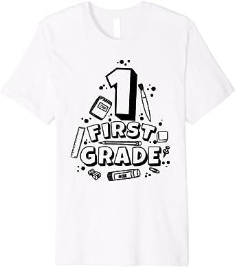 Elementary 2nd 1st Grade 5th Craft time PreK Coloring Shirt for kids 4th 3rd Boys and Girls Kindergarten Preschool