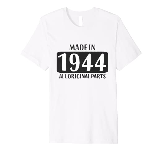 Amazon 75th Birthday Tshirt For Women Gifts Grandma Mom 75 Year