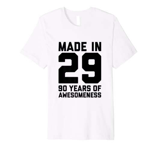 Image Unavailable Not Available For Color 90th Birthday Tshirt Women Gifts Age Ninety 90 Year Old Men