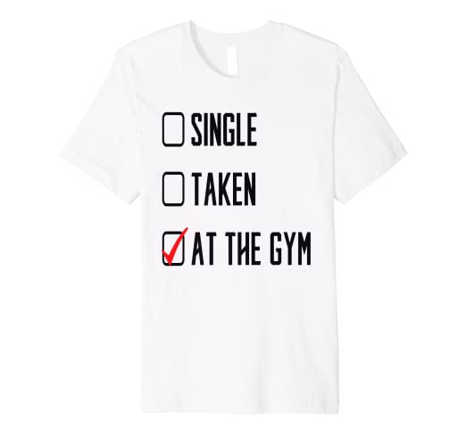 b0dcb65563 Image Unavailable. Image not available for. Color: Funny Workout Shirt Gym  Exercise Gift Cardio Weight Training