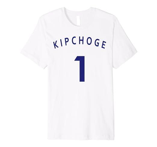 cbd6f576ad101 Amazon.com: kipchoge 1 T-shirt: Clothing