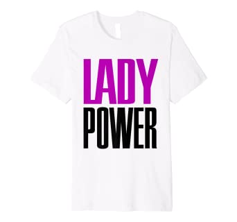 Frauenpower Feministisches Girls Power T Shirt Damen Herren Amazon