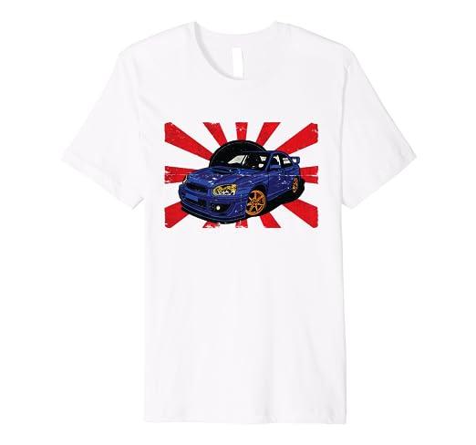Amazon Com Japanese Car Lover Owner Enthusiast Rising Sun Flag T