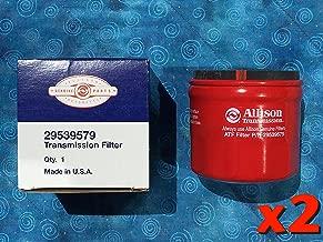 Allison External Spin On Filter - 29539579 Multipack (Pack of 2)
