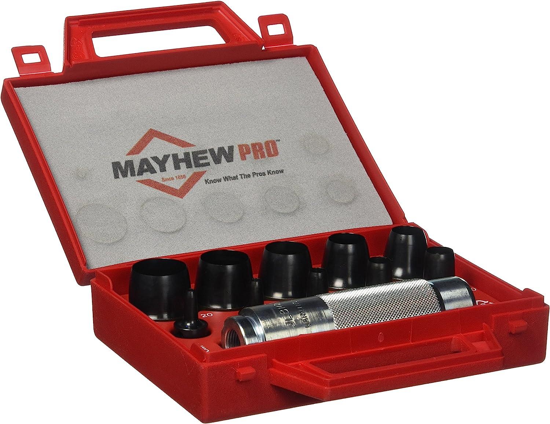 Mayhew Pro National uniform free shipping 66010 5 popular 3 mm to Hollow Punch 20 Set Metric