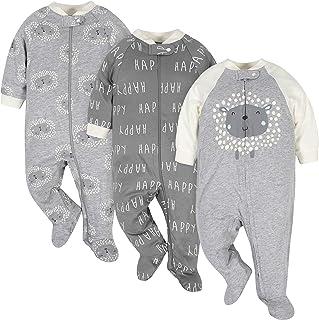 Baby 3-Pack Organic Sleep 'N Play