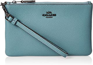 Coach Womens Small Wristlet, Gm Marine - 22952 GMMAR