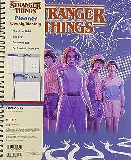 Best stranger things planner Reviews