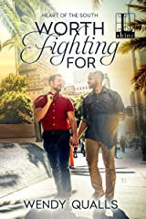 Worth Fighting For (Heart of the South Book 3) Kindle Edition