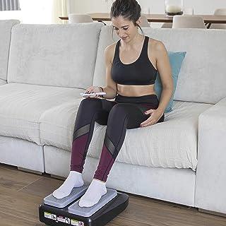ECO-DE Ejercitador de Piernas Vidastep, Permite Caminar Mientras Estamos Sentados, con Mando a Distancia, Programas y MP3 ECO-4060
